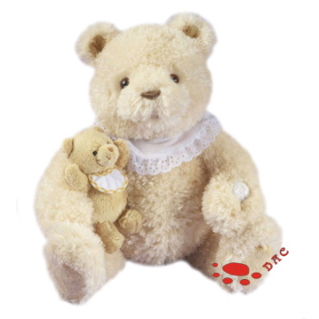 plush classical teddy bear